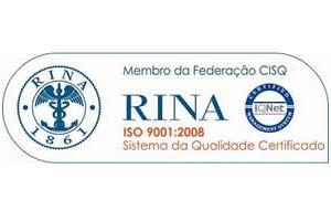 Rina - Sistema da Qualidade e Certificado