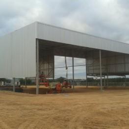 Obra CNH Industrial Contagem – MG